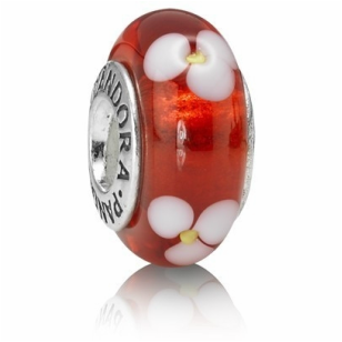 Pandora Venetian Glass Bead