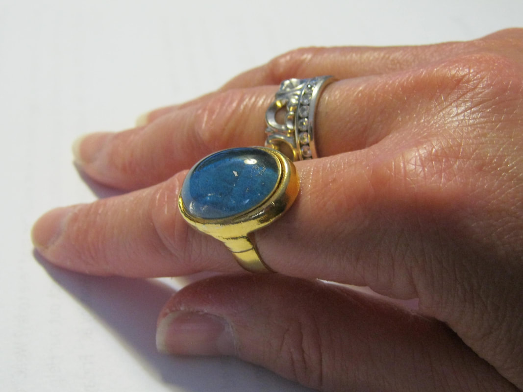 mood ring Treasure Box Antiques